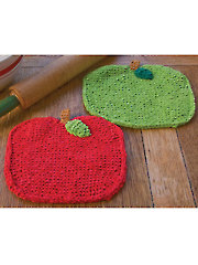 Apple Dish Cloth