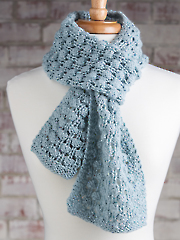 Bubble Wrap Scarf
