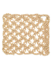 Crochet Solomon's Knot