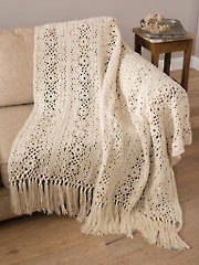 Irish Lace Afghan