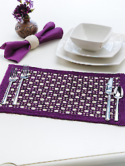 Checkerboard Place Mat