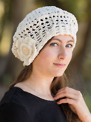 Lovers Knot Beret