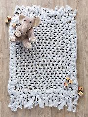 Chloe Baby Blanket