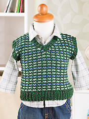 Slip Stitch Vest
