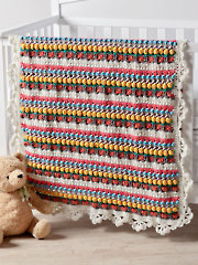 Candy-gram Baby Afghan