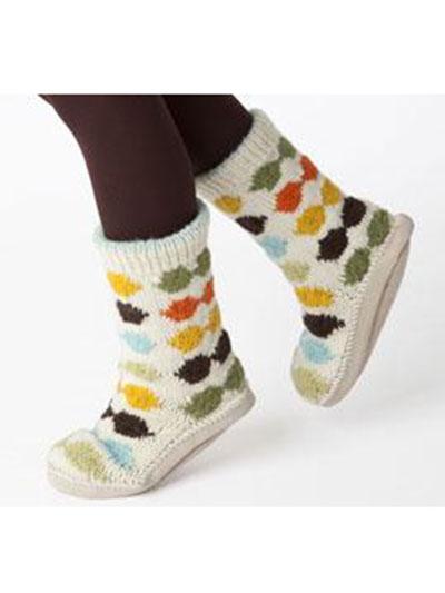 Harlequin Modern Muks Slippers