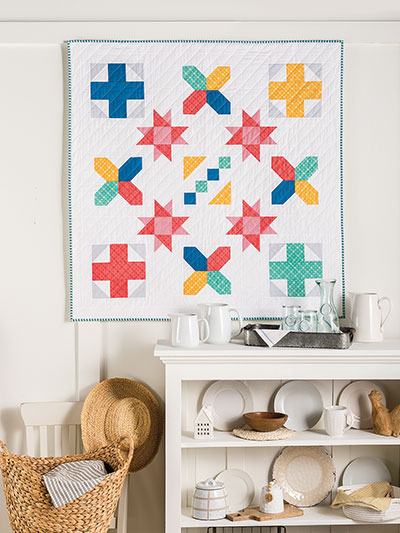 Nancy's Beginner Quilt: Part 1