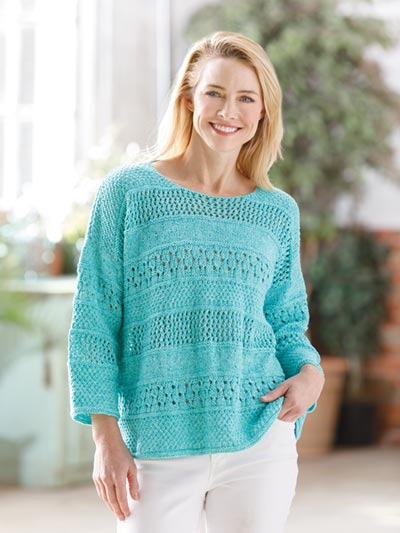 Monsoon knit Pullover