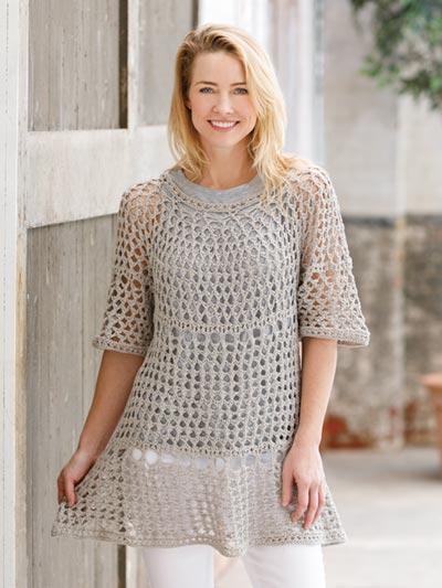 Nebesa Knit Tunic