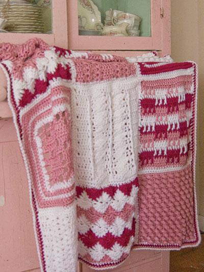 Season One Crochet Afghan