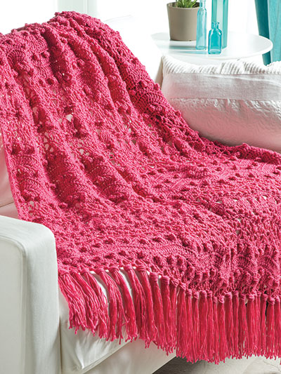 Knit And Crochet Now Season 6 Comfy Afghans