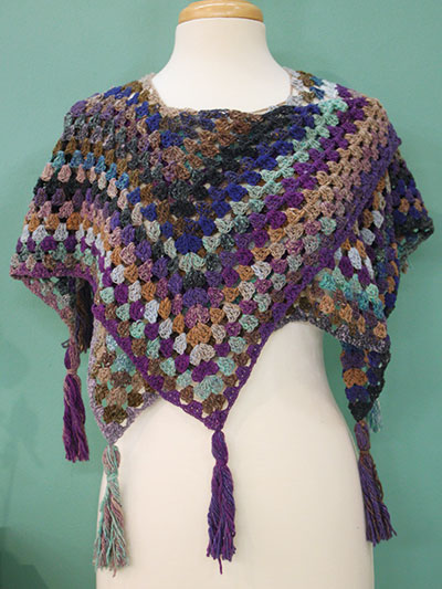 Knit And Crochet Now Season 6 Lacy Shawls