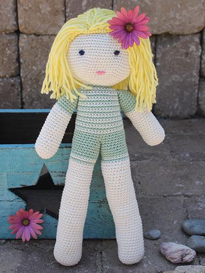 Crochet Deborah Doll