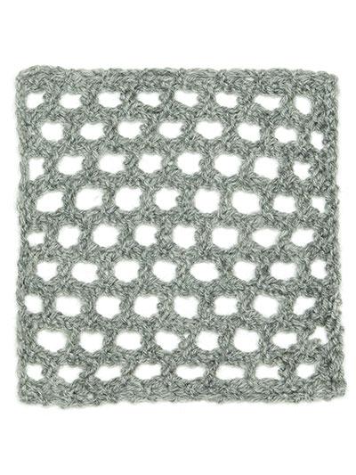 Knit Shetland Lace