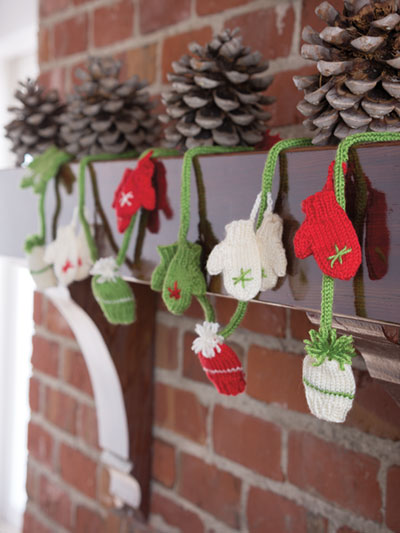 Mini-Mitts & Hat Garland