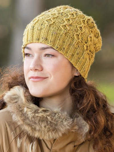 Slouchy Slipped Hat