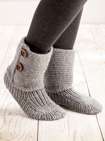 Snug Slippers