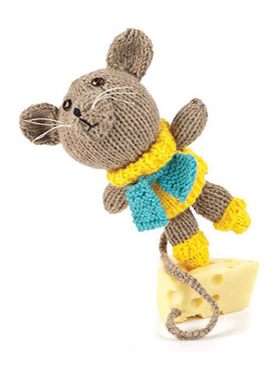 Learn to Knit Amigurumi: Mr. Mouse