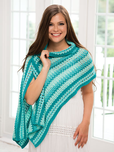 Fabulous Rectangular Shawl