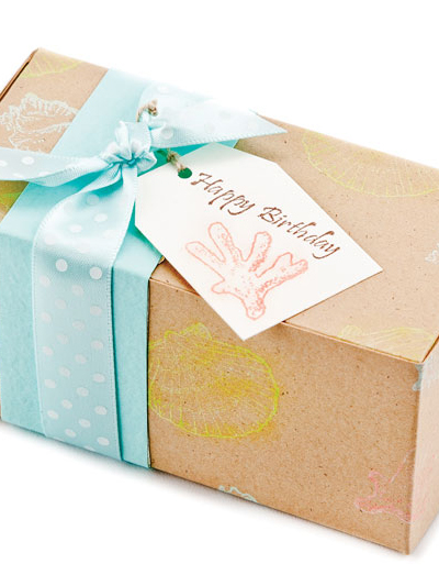Beachy Gift Box