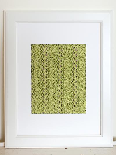 Knit Wall Art