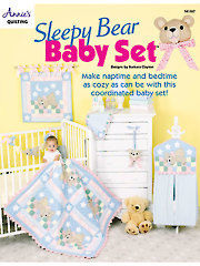 Sleepy Bear Baby Set
