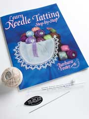 Handy Hands Needle Tatting Kit