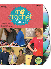 Knit and Crochet Now! Season 2 DVD