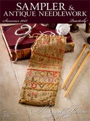 Sampler & Antique Needlework Quarterly Summer 2013