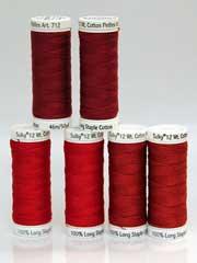 Sulky� Cotton Petites Redwork, 12 wt. - 6/pkg.
