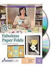 Fabulous Paper Folds Class DVD