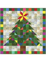 Playful Garland Quilt Pattern