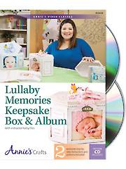 Lullaby Memories Keepsake Box & Album Class DVD