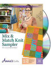 Mix & Match Knit Sampler Class DVD