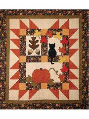 Autumn Motifs Quilt Pattern