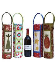 """Cheers!"" Wine Bag Sewing Pattern"