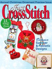 Just CrossStitch July/Aug 2013