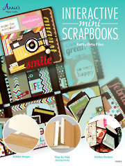 Interactive Mini Scrapbooks