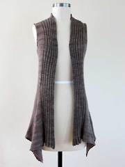 Vertex Vest Knit Pattern