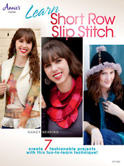 Learn Short Row Slip Stitch
