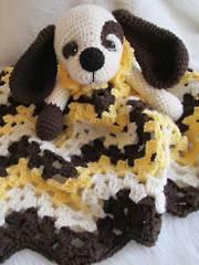 Dog Huggy Blanket