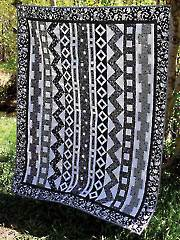 Rows-O-Rama Quilt Pattern
