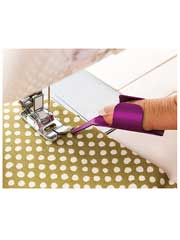 Purple Sew EZ Fingerthing