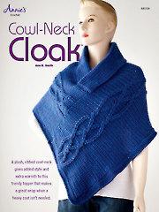 Cowl-Neck Cloak