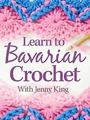 Learn to Bavarian Crochet
