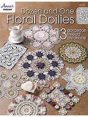 Dozen & One Floral Doilies
