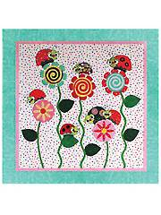 Ladybugs & Kisses Quilt Pattern