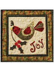 Joy Wall Hanging Pattern