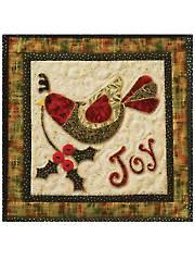 Joy Wall Hanging Pattern