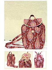Chelsea Backpack Sewing Pattern